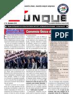 Revista Yunke nº nº18, Noviembre 2018 , Órgano de Expresión de la Sección Sindical del S.A.T. en Navantia San Fernando. La Carraca-S.F.