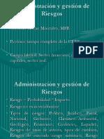 4.- ADMINISTRACIÓN DE RIESGO EMPRESARIAL(ERM) (2) (1).ppt