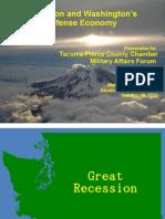 Tacoma Military Affairs Presentation 1.3 Oct 13 2010 Milbergs