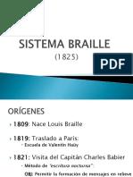 2. Sistema Braille