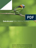 Guia de Aves Da Mata Atlântica