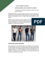 2017 Taller Actividad4 Evidencia2