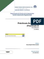 Practicúm 2 Guía Didáctica