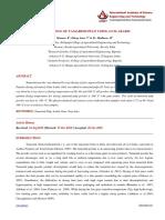 9. Formate - IJANS- Tray Drying of Tamarind Pulp Using Gum Arabic