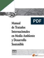 Manual de Tratados Internacionales Ambientales