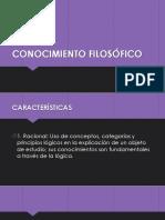 CONOCIMIENTO FILOSÓFICO.pptx