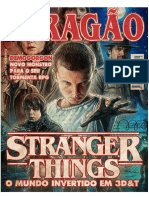3D&T Alpha - Stranger Things - Biblioteca Élfica