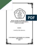 Buku Panduan Probigama 2017