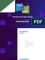 HowToWeb Fintech Future Stars Report