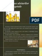 Rafinarea Uleiurilor Vegetale PPT