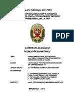 MONOGRAFIA - PROCEDIMIENTOS DE DETENCIONES CAPTURAS Y CONDUCCIÓN DE DETENIDOS Y REPRESENTACIÓN DE ROLES- ENRIQUEZ QUIAPE JOSE.docx