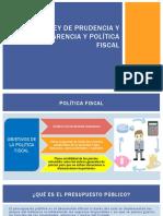 Politica Fiscal Del Peru