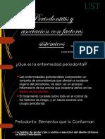 Clase 9 Periodontitis y Factores Sistémicos