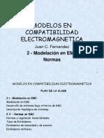 2-Modelacion en EMC. Normas