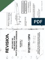 1985 Model R182 Pilot's Operating Handbook