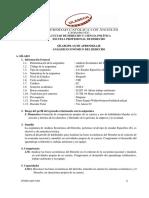 Spa Análisis Económico Del Derecho 2018-II
