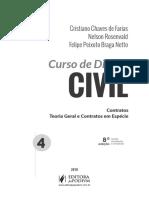 Livro Inicial Contratos - Cristiano Chaves e Nelson Rosenvald