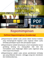 Leadership & Teamworking Series_the Theory (BAHASA INDONESIA)