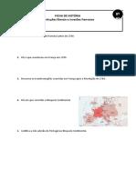 Revoluções Liberais e Invasões Francesas