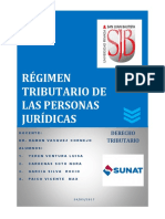Terminado - Regimenes de Las Personas Juridicas