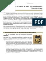 UD3-Realizacion de La Toma de Datos Para Levantamientos