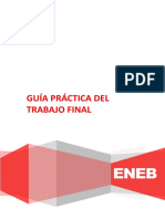 Trabajo Final Guía Práctica del Trabajo Final - ASESORÍA LABORAL EN RRHH -2018