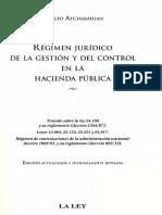 Régimen Jurídico de La Gestión y Del Control en La Hacienda Pública (2)