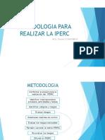 Metodologia Para Realizar La Iperc