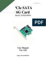 Si Pex40064 Manual