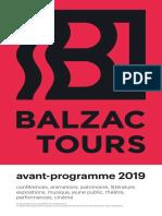 Le programme Blazac à Tours