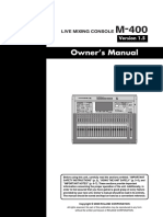 m400 Manual v15