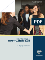 121 How to Build a TM Club