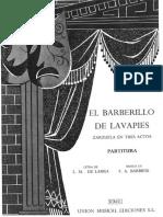 Barberillo Piano