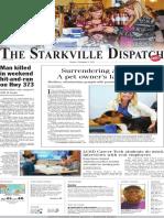 Starkville Dispatch eEdition 11-19-18