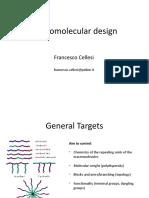Lecture8 Macromol Design