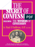 The Secret of Confession_ Incl - O'Sullivan, Paul, O.P. (E.D.M._6165(2)
