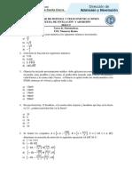 Tarea 3 Matematica