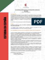 2017_BecasFundacionCarolinaCONVOCATORIA