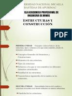 Estructuras y Construcción u
