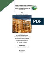 Entramados Verticales - Construcciones Forestales