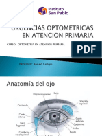 Urgencias Optometricas en Atencion Primaria Final