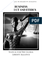 2018-11-19 FINAL GLA Code of Business Conduct and Ethics