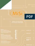 Mi-Si Catalog 09