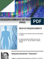 Nova Geração de Sequenciamento