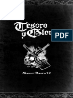 JDR Tesoro y Gloria v1.2