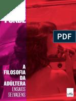 A Filosofia Da Adúltera – Luiz Felipe Pondé
