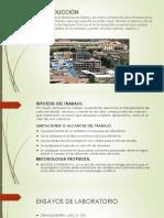 Expo Informe Sobre El Estudio de Suelos