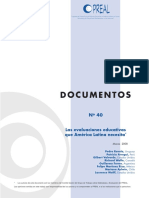 Texto 15. Las Evaluaciones Educativas Que América Latina Necesita.