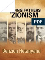 Benzion Netanyahu-The Founding Fathers of Zionism-Balfour Books (2012)
