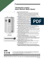 Water Heater M 2 50L6SS